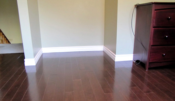 Hardwood flooring installed in Scarborough ON by CMI Sales and Service and Netcom Solutions